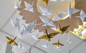 Sala Origami #17