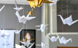 Sala Origami #15