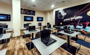 Sala Multimedialna - Aparthotel Czarna Góra #8