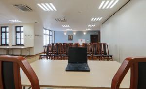 sala konferencyjna od dziedzińca #3