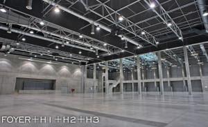 Hala Wystawiennicza + Foyer #1