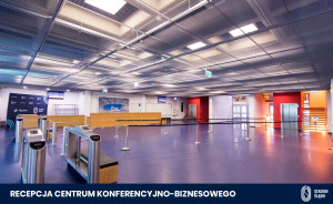 Recepcja Centrum Konferencyjno-Biznesowego #11