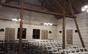 Sala Drewniana #1