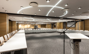 Zespół sal konferencyjnych S7ABCD z systemem ścian mobilnych #7