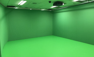 GreenBox / Green Screen/ Cyklorama /Wirtualne studio #11