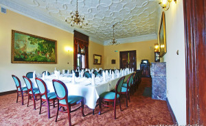 Sala kawiarnia w historycznych częściach Pałacu Hardta #9