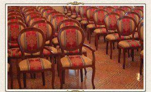 Sala Pałacu w Słupi #1