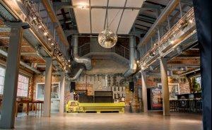 Sala Industrialna #1