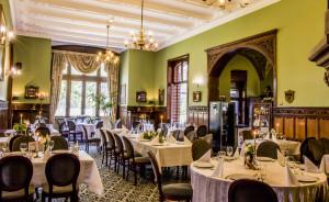 Sala restauracyjna w historycznych częściach Pałacu Hardta #8