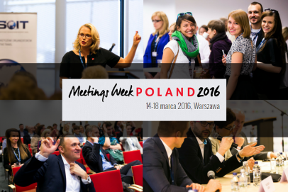 Meetings Week Poland już 14 marca