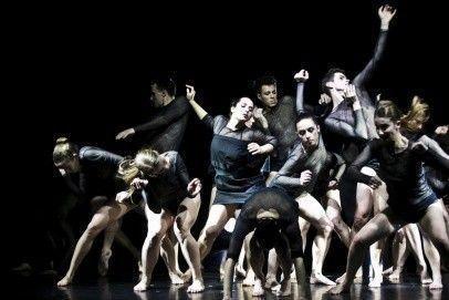 Kielecki Teatr Tańca podczas XIX Forum Humanum Mazurkas