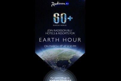 Dzień Wody i Godzina Ziemi w hotelach Radisson Blu