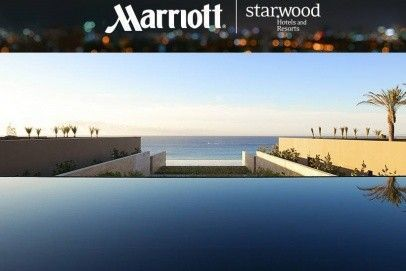 Marriot International przejmuje grupę Starwood