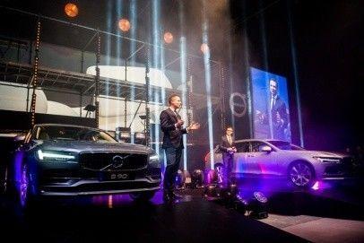 Premiera nowych modeli Volvo w EXPO XXI Warszawa