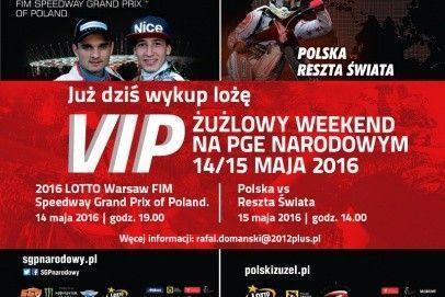 Bądź VIP na PGE Narodowym!