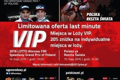 Loże VIP na PGE Narodowym!