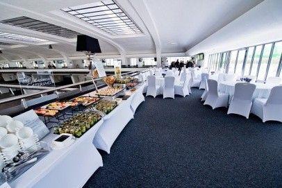 Mazurkas Catering 360 podczas inauguracji sezonu wyścigowego na Służewcu
