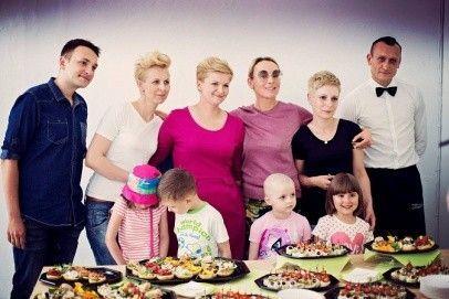 """Mazurkas Catering 360° dla Fundacji """"Bajkowa Fabryka Nadziei"""""""