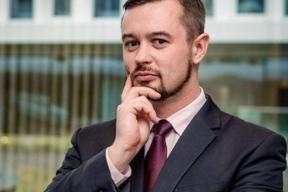 Marcin Gałązka, zastępcą dyrektora kompleksu warszawskich hoteli Golden Tulip, Campanile i Premiere Classe