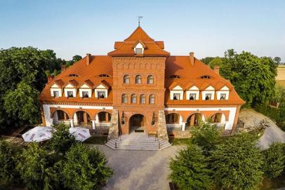 Konferencja w Dworze Mystkowo - Hotel*** z tradycją