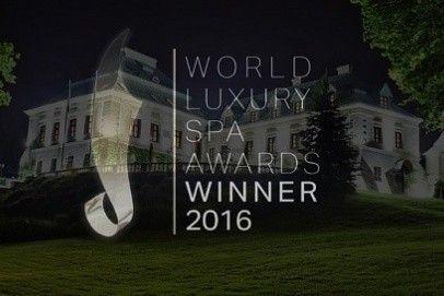 Manor House SPA zwycięzcą konkursu World Luxury SPA  Awards