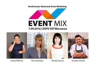 Konferencja EVENT MIX - do końca czerwca promocyjne ceny