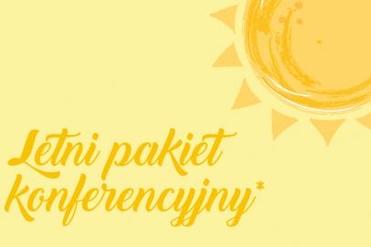 Letni pakiet konferencyjny MCC Mazurkas
