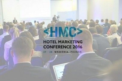 Hotel Marketing Conference 2016 na targach INVEST HOTEL w Poznaniu