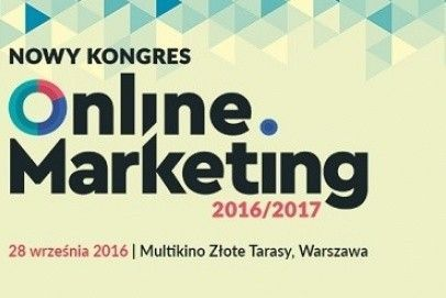 Mojekonferencje.pl oficjalnym patronem medialnym Nowego Kongresu Online Marketing