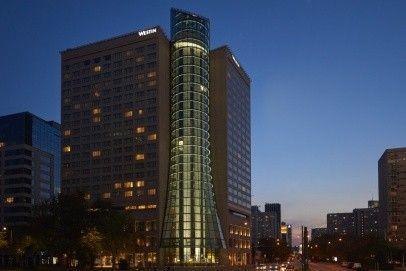Hotel The Westin Warsaw jako pierwszy w Polsce z certyfikatem LEED