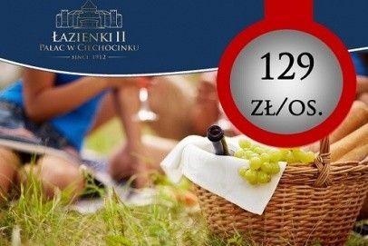 Pałac Łazienki II w Ciechocinku kusi sierpniową ofertą!