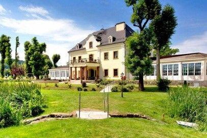 Pałac Na Wodzie Emotions & Thermal SPA  Biznes z historią i stylem w tle