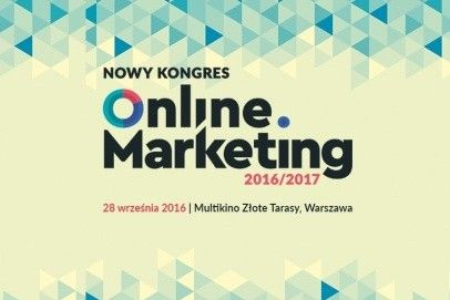 Nowy Kongres Online Marketing 2016/2017 już niedługo!