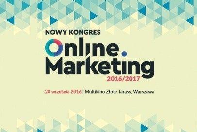 Nowy Kongres Online Marketing 2016/2017 już niedługo!