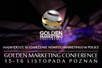 Golden Marketing Conferencje 2016 coraz bliżej
