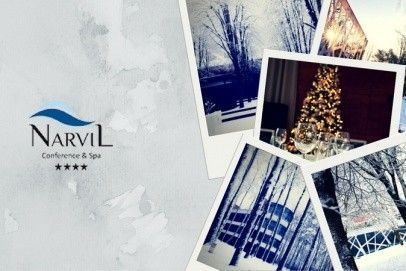 Bez stresu i bez presji - Boże Narodzenie i Sylwester w Hotelu Narvil
