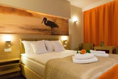 Chwila zapomnienia w Hotelu Amazonka Conferencje&SPA w Ciechocinku