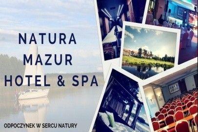Szkolenie na Mazurach? Tylko w Natura Mazur Hotel & Spa Warchały!