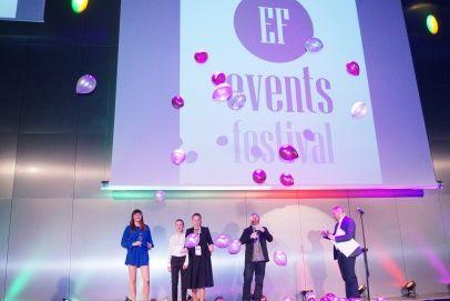 Zwycięzcy rankingu Event's Awards nagrodzeni podczas gali Events Festival