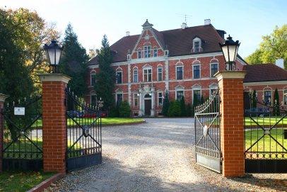 Pałac w Leźnie pod Gdańskiem oferuje znacznie więcej niż tylko salę konferencyjną