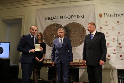 Medal Europejski Business Centre Club trafia w ręce MCC Mazurkas Conference Centre & Hotel