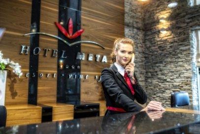 Hotel Meta Resort Vine Spa w Szczyrku poleca się na udane spotkania biznesowe