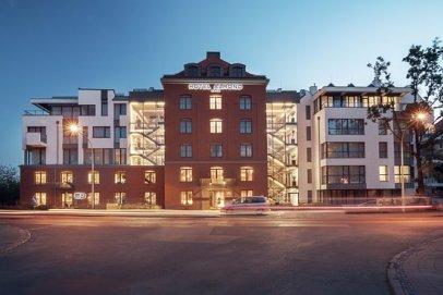 Nowoczesność na tle ciekawej historii w Hotelu Almond w Gdańsku