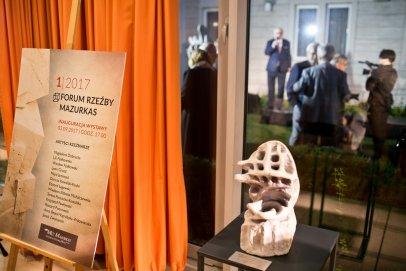 Niezwykły ukraiński folklor oraz unikalna wystawa rzeźby w ramach XXX jubileuszowego Forum Humanum Mazurkas