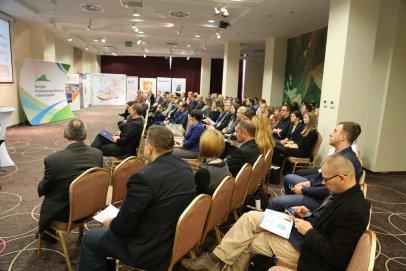 VII Kongres Innowacyjnego Marketingu w Samorządach w hotelu Hilton Garden Inn w Rzeszowie
