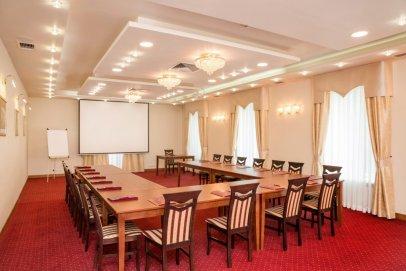 Konferencja w klasycznym, eleganckim stylu – Grein Hotel w Rzeszowie