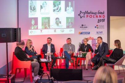 Co łączy event z bajkami Disneya? Podsumowanie Meetings Week Poland
