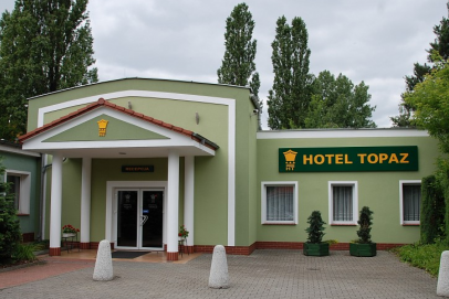 Spotkanie biznesowe w samym centrum Poznania – Hotel Topaz Poznań Centrum