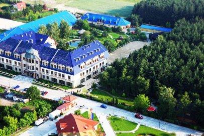 Miejsce na szkolenie w okolicach Warszawy?- Hotel Park Kajetany