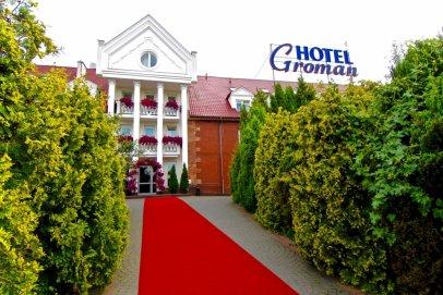 Jak elegancja przekłada się na korzyści w biznesie? Konferencje w Hotelu Groman!